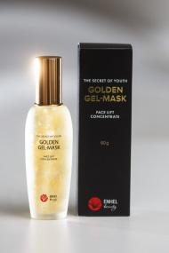 Гель-маска для лица золотая 60мл
