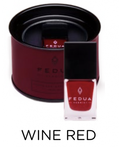 Лак Wine red